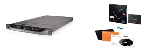 低コストと高性能を両立し、安心の保守サービスを付加した「リユースサーバSamsung SSD 840 PRO搭載モデル」を10月18日より提供開始 image