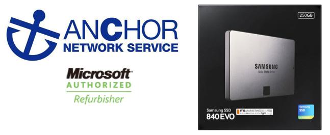 地球・環境・人に優しいリファビッシュPCに高性能「Samsung SSD 840 EVO搭載モデル」をラインアップ 11月15日より提供開始 image