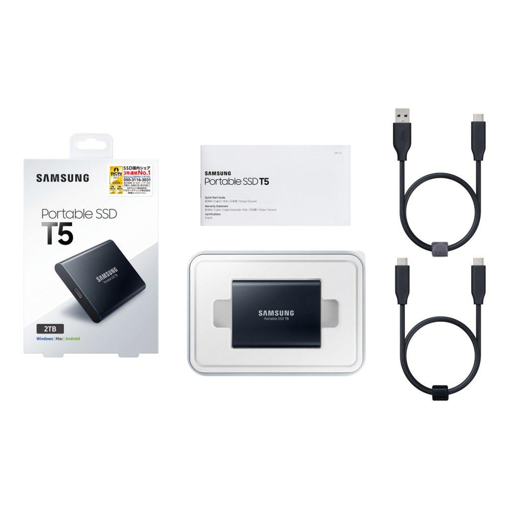 Portable SSD T5 – ITGマーケテ...