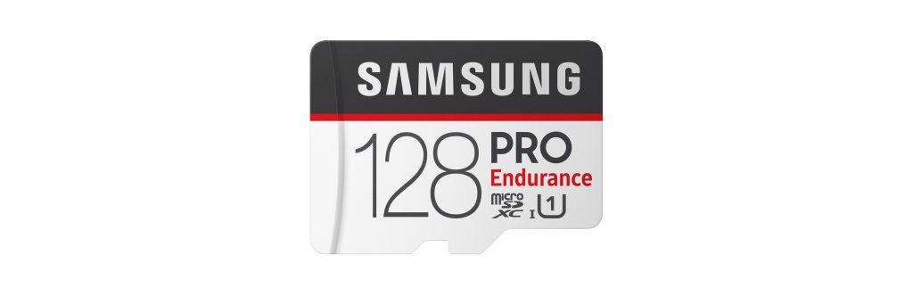 高耐久設計のmicroSDHC™/microSDXC™カード「Samsung PRO Endurance」を5月1日(火)より順次販売 image