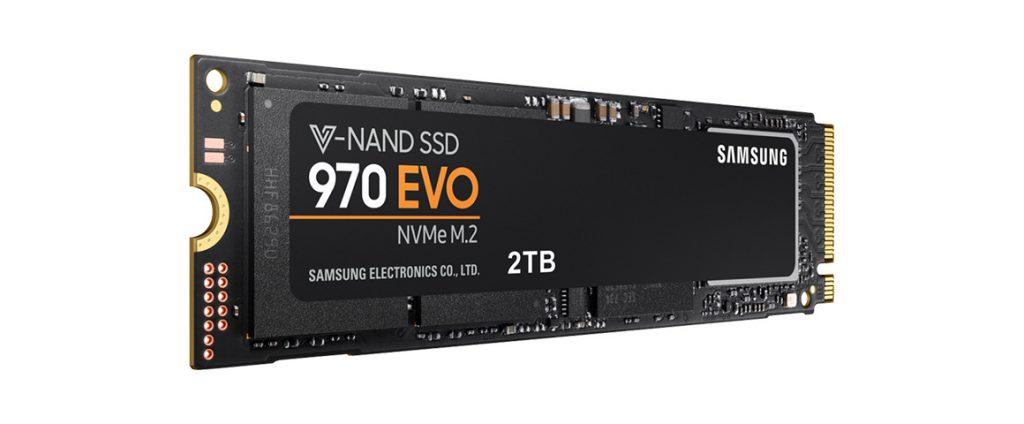 Samsung SSD夏のバンドルキャンペーン NVMe SSD「970 EVO」にオリジナルヒートシンクが ついてくる!7月13日(金)より発売 image