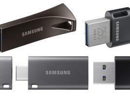 USB 3.1対応Samsung USBフラッシュメモリー「BAR Plus」「FIT Plus」「DUO Plus」を9月7日(金)より販売 image