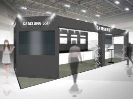 「4K8K時代の映像を支えるSamsung SSD」 2018年国際放送機器展(Inter BEE 2018)に 7社共同出展 image