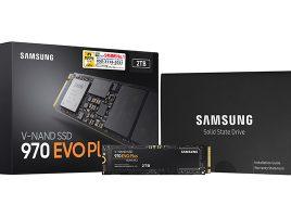 シーケンシャル読み出し/書き込み速度3,500/3,300MB/s Samsung NVMe M.2 SSD「970 EVO Plus」の2TBモデルを5月末より販売 image