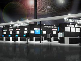 「4K8K映像制作を支えるSamsung SSD」通信・放送Week2019「第2回 4K・8K映像技術展」に12社共同出展 image