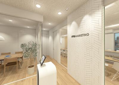 ITGマーケティング オフィス移転のご案内 image