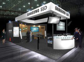 「4K8K映像制作を支えるSamsung SSD」2019年国際放送機器展(Inter BEE 2019)に7社共同出展 image
