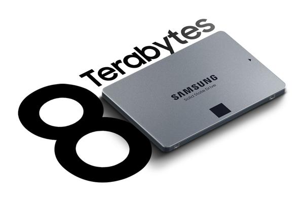 最大8TBのSamsung SATA SSD 第2世代QLC NAND採用「870 QVO」を2020年8月上旬より販売 image