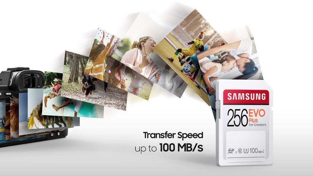 2020 FSSD card EVO Plus_Online Feature_PC_02Performance