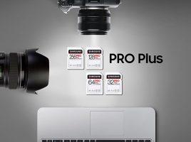 7つの保護機能を持つサムスンSDカード「PRO Plus」「EVO Plus」を10月中旬より販売 image